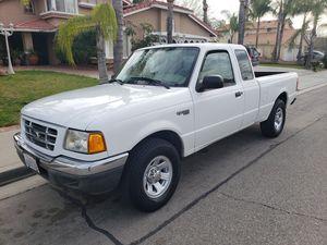 2002 Ford Ranger XLT 1-Owner for Sale in Moreno Valley, CA