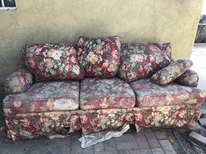 Free sofa sleeper for Sale in San Jacinto, CA