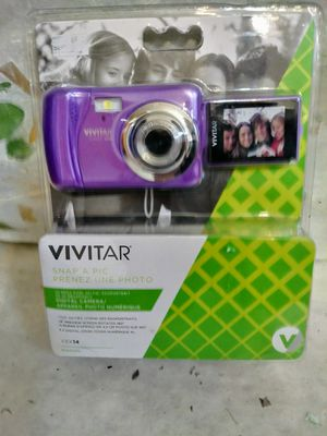 Price Cut/Vivitar Camera 20 mega pixels for Sale in Willow Grove, PA