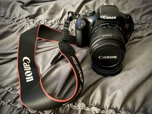 Canon T3 Rebel for Sale in Wichita, KS