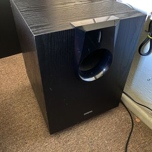 """Onkyo Powered Subwoofer 10"""" for Sale in Los Angeles, CA"""