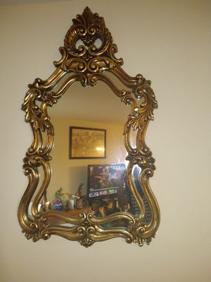 Antique French production mirror for Sale in Los Angeles, CA