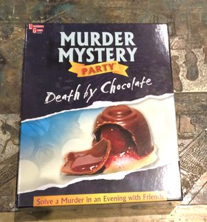 Murder Mystery (un opened) for Sale in Greenwich, CT