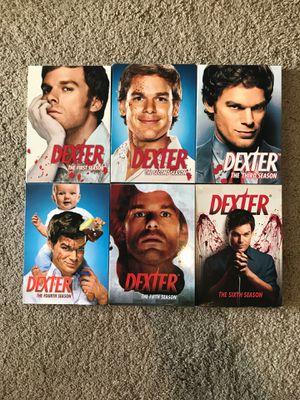 Dexter Seasons 1-6 DVD for Sale in Seattle, WA