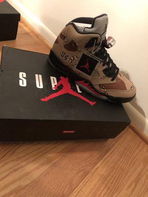 Air Jordan Supreme 5s - Brand New!! Sz 10 for Sale in West McLean, VA