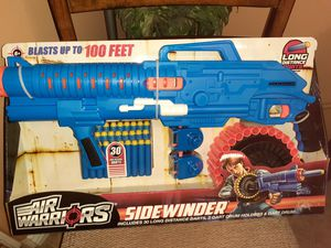 Kids air warriors gun for Sale in Bloomington, CA