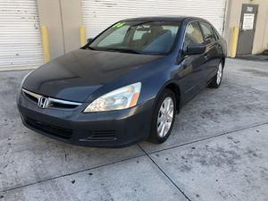 2007 Honda Accord for Sale in Miami, FL