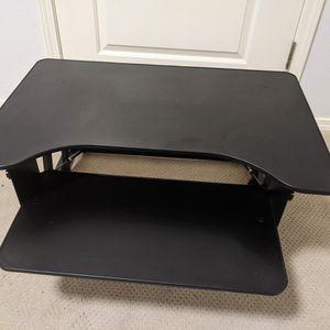 Standing Desk Converter for Sale in Portland, OR