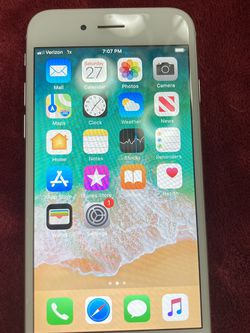 Unlocked iPhone 6, White 16 GB for Sale in Austin,  TX