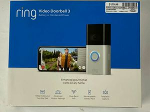RING Video Doorbell 3 for Sale in Maple Heights, OH