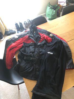 Motorcycle jacket for Sale in Ashburn, VA