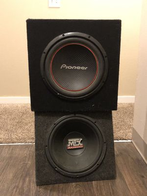 Subwoofer for Sale in Aloha, OR
