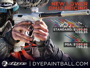 Dye Dm12 - Full Setup for Sale in Santa Fe Springs, CA