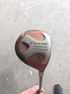 TaylorMade 3 wood golf club for Sale in Denver, CO