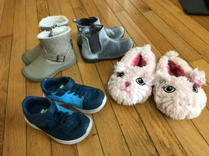 Little girl shoes size 10 in perfect condition for Sale in Portland, OR