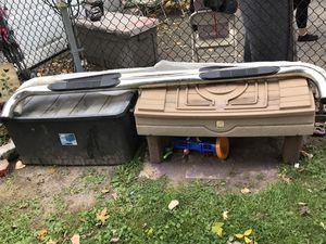 Nerf style side step rails for Sale in Tonawanda, NY