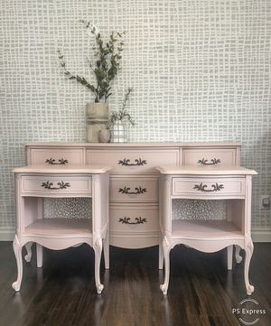 Drexel French provincial dresser set for Sale in Ramona, CA