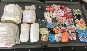Cloth Diapers for Sale in Ontario, CA