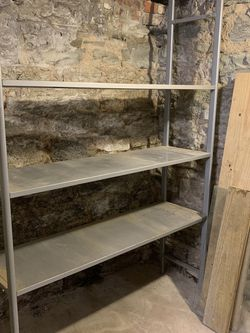 Aluminum IKEA Storage Shelves for Sale in Pittsburgh,  PA