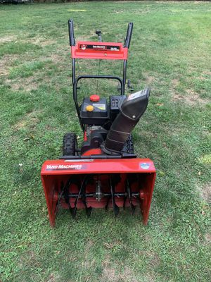 Yard machine snowblower for Sale in South Windsor, CT