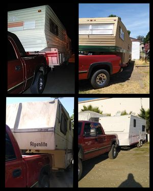 Travel Trailer Etc for Sale in Farmersville, CA