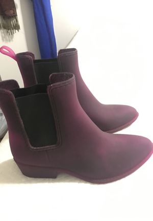 Ankle rain boots for Sale in Washington, DC