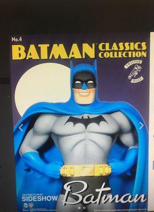 Tweeterhead Classics Collection Batman statue for Sale in Maple Valley, WA