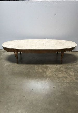 Mid Century Marble Top Coffee Table for Sale in Chula Vista, CA