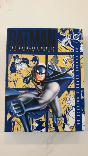 Batman the Animated Series Volume 2 DVD for Sale in Whittier, CA