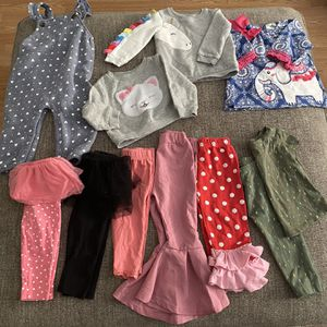 12-18 Month girl Clothes! for Sale in Murfreesboro, TN