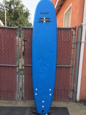 Brusurf 8 foot surfboard for Sale in Compton, CA