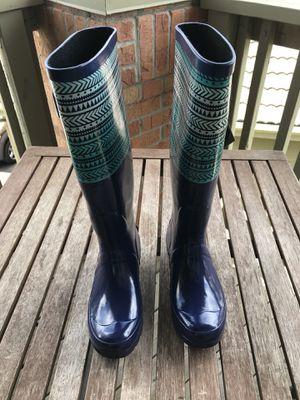 Oakiwear Women's Rain Boots Size 6 for Sale in Louisville, CO