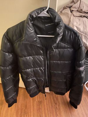 Large ck jacket for Sale in Lynn, MA