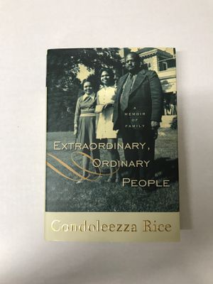 Condoleeza Rice Signed Book Autobiography Autographed for Sale in Lawndale, CA