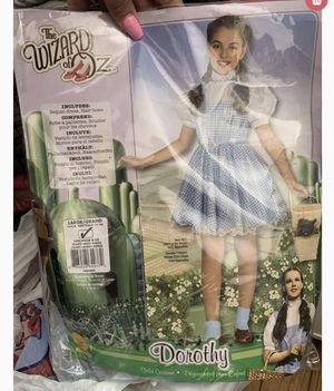 Dorothy Costume! Halloween is almost here! for Sale in Everett, MA
