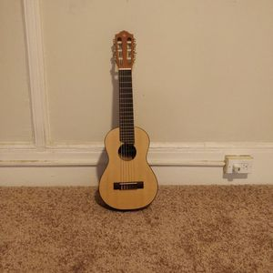 Brand New Guitalele,Yamaha Gl1, Made In Indonesia, I'm Giving Away A Book N Cover. Or Exchange With Any Regular Normal Wear Guitar. for Sale in Colma, CA
