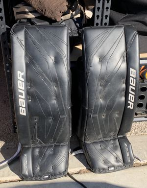Ice Hockey Goalie Pads BAUER for Sale in Chino Hills, CA