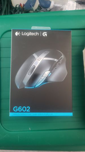Logitech G602 wireless mouse. New for Sale in Brockton, MA