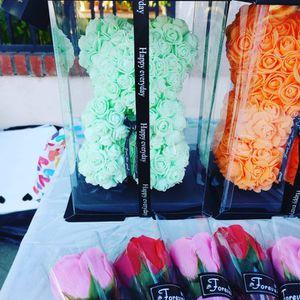 FLOWER TEDDY BEARS for Sale in Riverside, CA