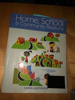 Home, School, & Community Relations 9th Edition for Sale in Alhambra, CA