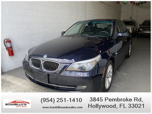 2009 BMW 535i,, CLEAN TITLE,, LIKE NEW,, MUST SEE,, MINT CONDITION,,EVERYONES APPROVED,, $1000 DOWN!!! for Sale in Hollywood, FL
