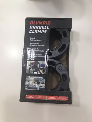 Olympic Barbell Clamps for Sale in Miami, FL