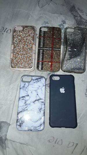 iPhone 7 cases $5 each for Sale in Stockton, CA