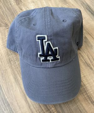 NEW LA DODGERS 47 BRAND ADJUSTABLE HAT SEND ME AN OFFER for Sale in Huntington Beach, CA