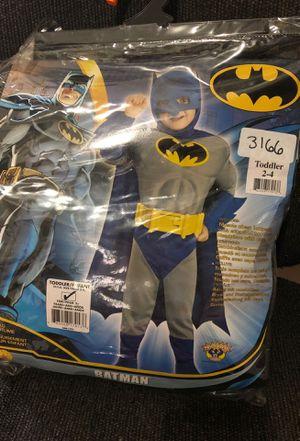 Batman toddler 2-4 for Sale in Cicero, IL