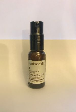 Perricone MD - Firming Eye Lift for Sale in Gaithersburg, MD