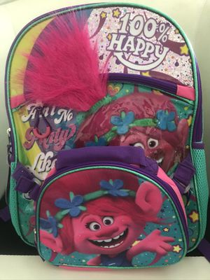 Brand New! Trolls Backpack for Sale in Anaheim, CA