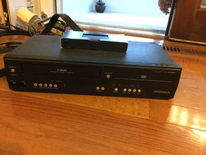DVD and VHS player for Sale in Gaithersburg, MD