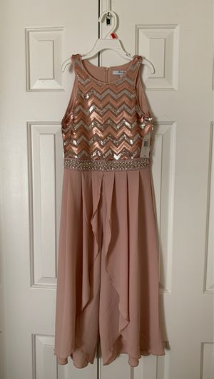 Girls dress size 10/ new for Sale in Boca Raton, FL