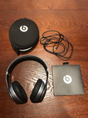 Beats Wireless Solo Headphones for Sale in Stow, OH